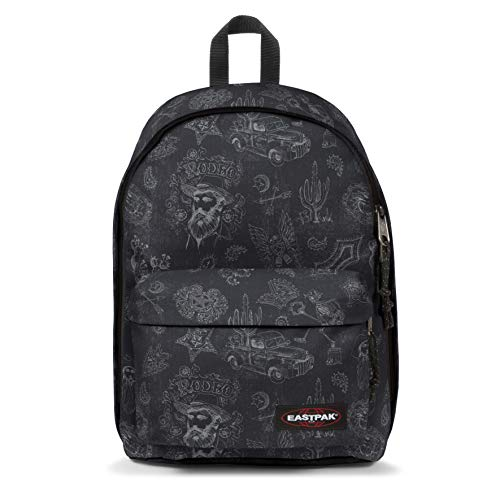 zaino out of office eastpak ek76747t-00 west black Size