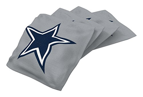 Wild Sports - Official NFL Cornhole Game Bean Bags - Set of 4
