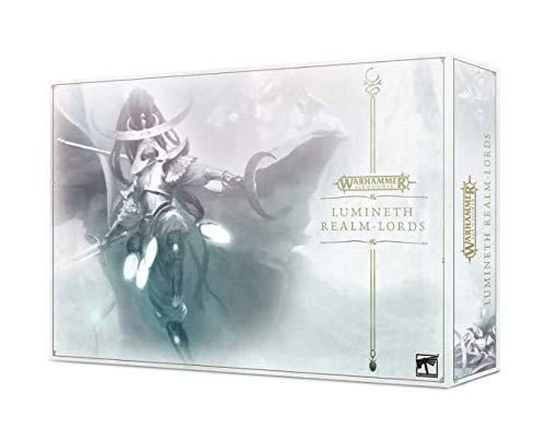 Games Workshop 87-06-02 LUMINETH Realm Lords Nuova Scatola Elfi Alti Edizione Limitata