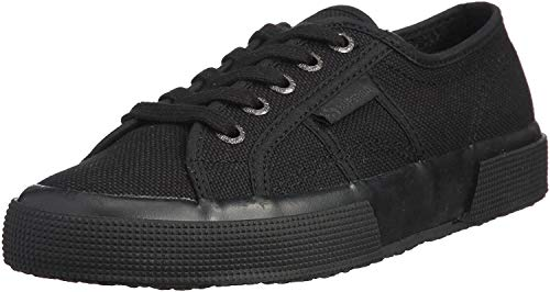 Superga 2750 COTU Classic, Zapatillas Unisex Adulto, Black 997, 39 EU