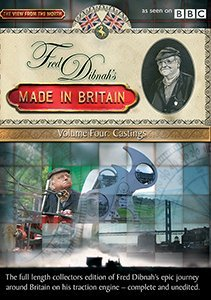 Fred Dibnah's Made In Britain: Volume 4 - Castings [DVD] [Reino Unido]