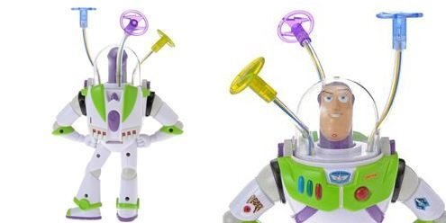 Disney Parks Exclusive Buzz Lightyear...