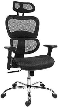 Rimiking Mesh Ergonomic Home Office Desk Chair