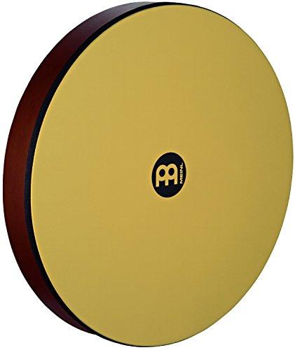 "MEINL Percussion マイネル フレームドラム Synthetic Head Hand Drum 18"" HD18AB-TF 【国内正規品】"