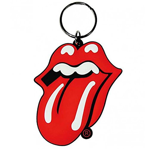 Rolling Stones Llavero PVC Lengua Pyramid International...