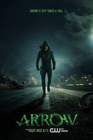 ARROW – US Imported Movie Wall Poster Print – 30CM X 43CM
