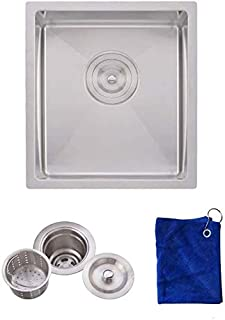 Best square stainless bowl Reviews