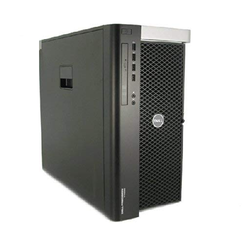 DELL T5610 WORKSTATION - 2x XEON E5-2637 V2 32GB RAM 256GB SSD (Renewed)