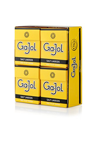 Ga-Jol gelb Multipack, 6er Pack (6 x 184 g)