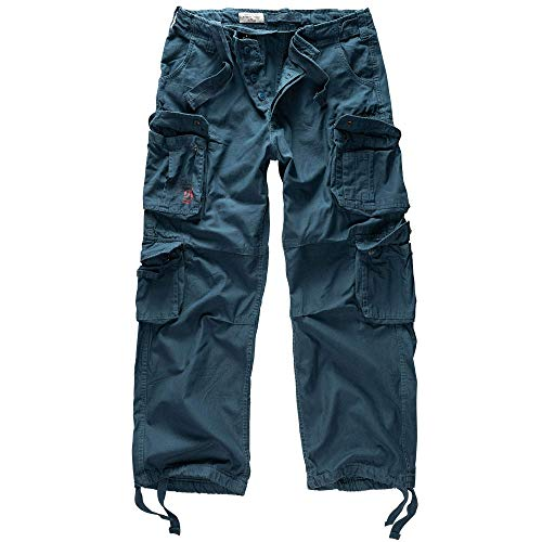 Trooper Airborne Trousers Lightning Edition Navy - M