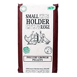 Allen & Page Poultry Growers Pellets, 20 kg