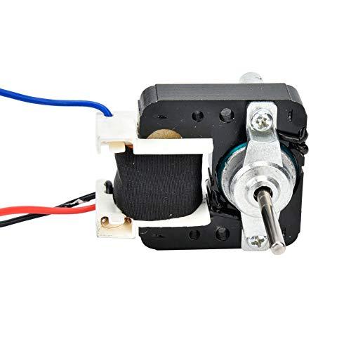 Motor de CA Motor eléctrico 220 V Motor asíncrono YJ48 Motor de acero inoxidable para ventiladores de ventilación para purificador de aire para calentador