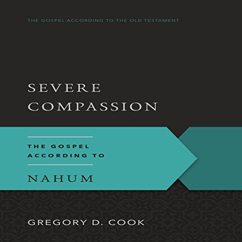 Severe Compassion: The Gospel According to Nahum audiobook cover art