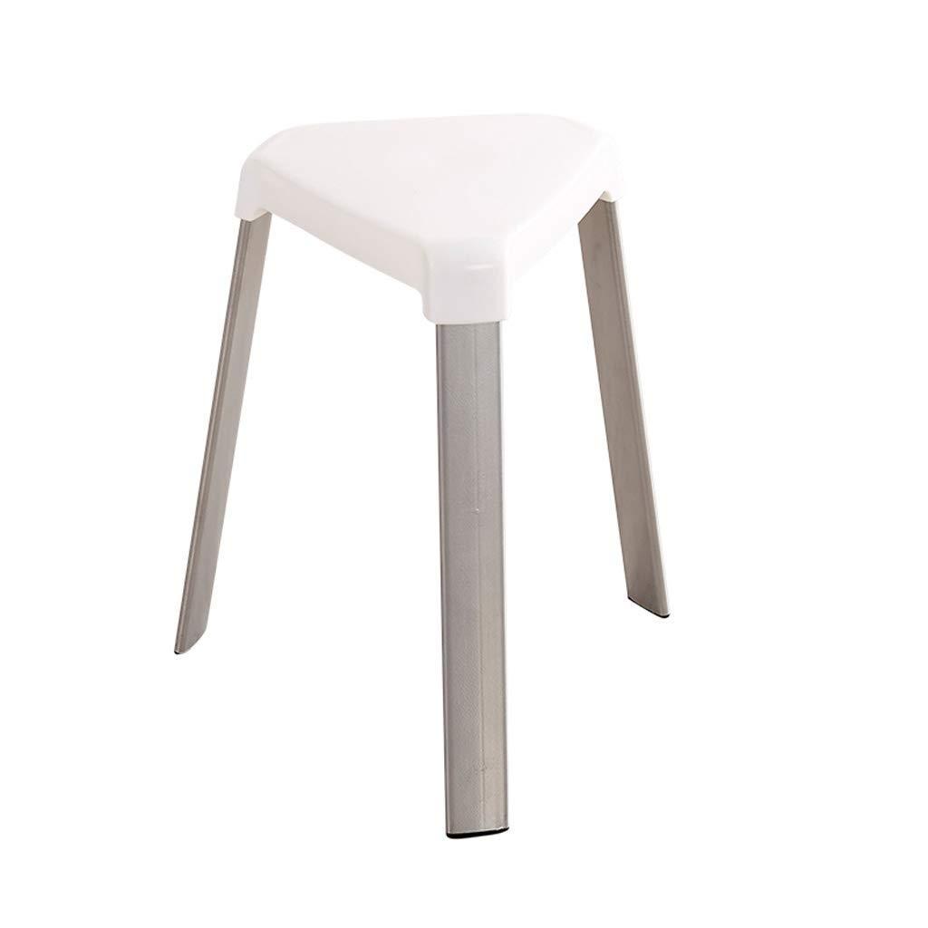 TATAY 4430001 Sgabello White 31.5 x 31.5 x 40.5 cm