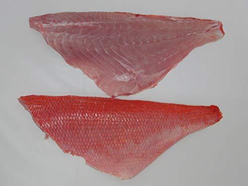 天然 島金目鯛 生食用フィーレ 半身 320g以上 下田漁港 祝儀魚 高タンパク 低カロリー コラーゲン