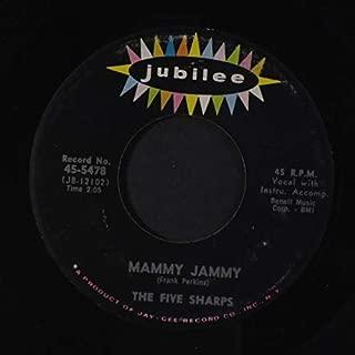 stormy weather / mammy jammy 45 rpm single