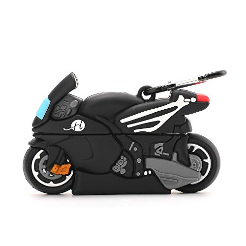 iFunny Cool Motorcycle AirPods Pro Case