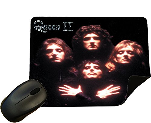 Queen II Album Cover Mouse Mat/Pad - by Eclipse Gift Ideas