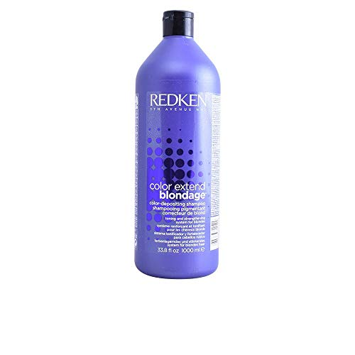 Redken Shampoo, 1er Pack(1 x 1000 milliliters)