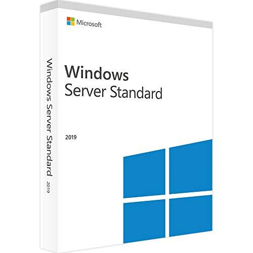 MS Server 2019 Standard 2 Core | Avec facture | Version complète, licence originale à vie, délai de livraison des licences numériques de 0 à 6 heures