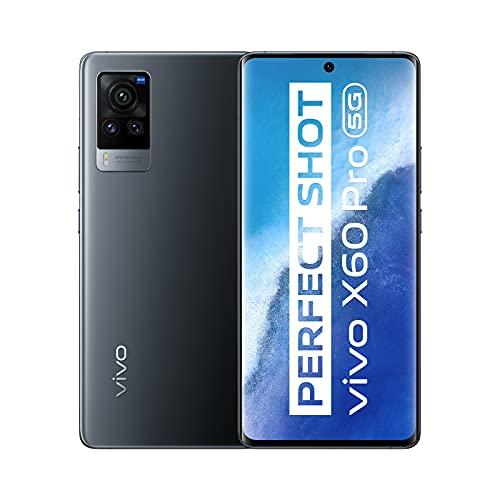 vivo X60 Pro 5G Smartphone con 12+256 GB Potentes fotografías diseñadas conjuntamente por vivo y ZEISS Qualcomm Snapdragon 870 Pantalla LTM de 120Hz Smartphone de Dual SIM