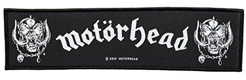 Motörhead Aufnäher - War Pigs Patch - Stripe Gewebt & Lizenziert !!