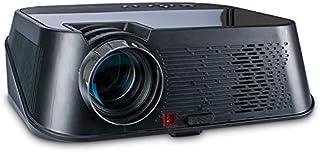 أنظمة المسرح المنزلي JHMJHM VS626 3500ANSI Lumens 1080*720 HD LED+LCD Technology الإسقاط الذكي، يدعم AV / HDMI / SD Card /...