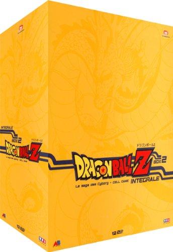 Dragon Ball Z-Intégrale-Box 2 [Non censuré]