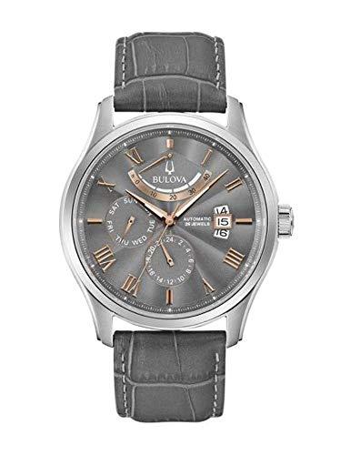 orologio meccanico uomo Bulova Classic Wilton casual cod. 96C143