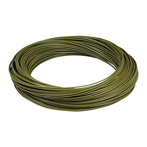 Royal Wulff Triangle Taper Fly Line Olive 5F