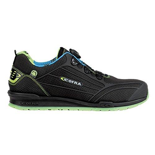 Cofra 78880-000.W41 Chaussures microélectronique Burst Taille 41 noir