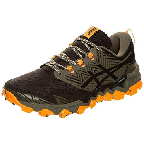 Asics Gel-Fujitrabuco 8, Running Shoe Mujer, Verde, 38 EU