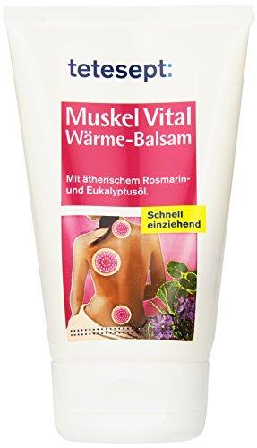 tetesept Muskel Vital Wärme-Balsam, 100 ml