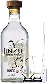 Jinzu Gin 0,7 Liter  2 Glencairn Gläser  Einwegpipette