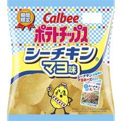 カルビー ポテトチップス シーチキンマヨ味