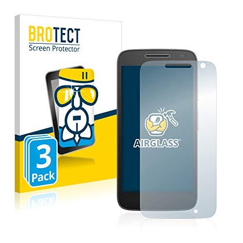 BROTECT Protector Pantalla Cristal Compatible con Motorola Moto G4 Play Protector Pantalla...
