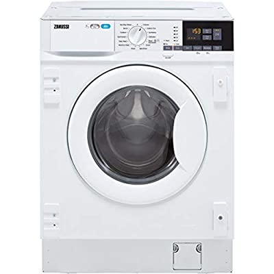 Zanussi Z716WT83BI 7kg Wash 4kg Dry 1600rpm Integrated Washer Dryer