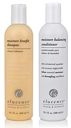 Elucence Moisture Benefits Shampoo and Balancing...