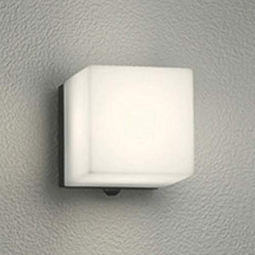 ODELIC(オーデリック) 【工事必要】 エクステリア・LEDポーチライト 人感センサ【モード切替型】付 黒色:OG254292P1