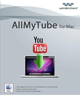 Wondershare Allmytube for Mac [Download]