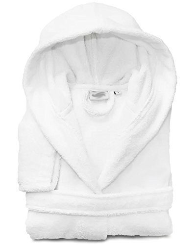 Jasmin Elinor - Albornoz Unisex de algodón Egipcio de 500 g