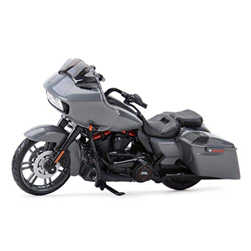 DSWS Motocicleta Miniatura 1:18 para CVO2018 Road Glide Die Least Vehículos Collectible Hobbies Motocicleta Modelo Juguetes Coleccionables para Adultos
