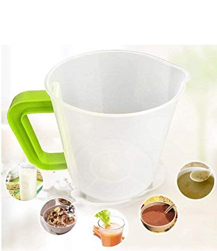 Nut Milk Greek Yogurt Strainer with Stainless Steel Filter -Oat/Tea/ Fruit Juice and Soy milk filter cup -every slag… |