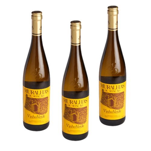 Muralhas Monção - Vino Verde- 3 Botellas