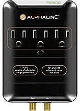 Alphaline 3-Outlet Surge Protector