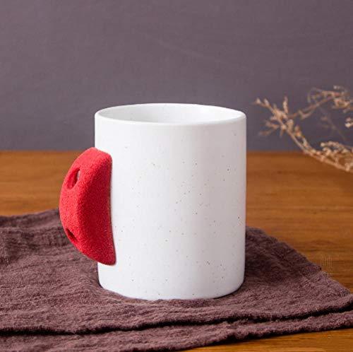 Taza Taza de cerámica Evento personalizado Taza de regalo promocional Taza simple-blanco_201-300ml