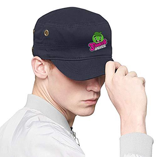 David A Beltran Guaven saft Unisex Adult Flat Cap Papa Hüte Casquette Snapback Flat Bill Hat