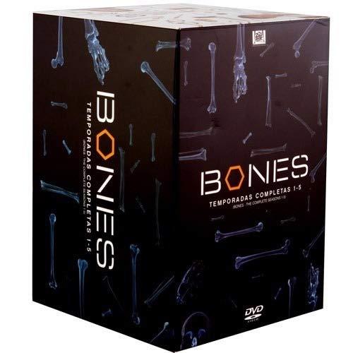 Bones - Coleção com as 5 Temporadas Completas