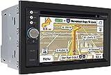 Jensen VM9725 2-DIN 6.2' Widescreen Navigation / Multimedia Car Receiver (Renewed)