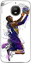 1 piece ciciber Kobe Curry Jordan For Motorola Moto C Z2 Z3 ONE G5 G4 G5S G6 P30 E3 E4 E5 Plus Play Power X4 M Soft Clear TPU Phone Case